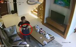 Thấy khẩu trang bất thường, chủ nhà kiểm tra camera thì phát hiện hành động gây sốc của người giúp việc