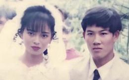 Bức ảnh cưới xuất sắc của bố mẹ ngày xưa, bảo sao con gái lại được cả báo Trung khen xinh!