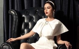 """Cuộc sống hạnh phúc của Phương Linh """"Cảnh sát hình sự"""" với diễn viên Hoàng Lân"""