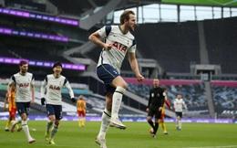 """Harry Kane ghi bàn trở lại, Tottenham giải """"cơn khát"""" chiến thắng"""