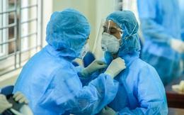 Một cán bộ y tế ở Hà Nội mắc Covid-19