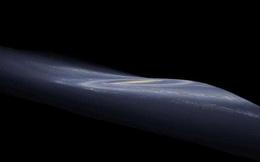 Phát hiện vật thể lạ giống rắn khổng lồ bay qua Hệ Mặt Trời