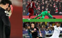 """Liverpool và những lần """"chết đứng"""" vì sai lầm của thủ môn"""