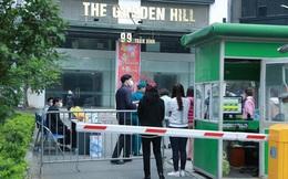 Nữ bệnh nhân ở chung cư Garden Hill khai báo không trung thực, Phó Chủ tịch Hà Nội đề nghị công an hoàn thiện hồ sơ xử phạt