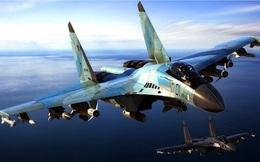 """""""Thần điểu"""" Su-35 và """"Đại bàng"""" F-15 đối đầu, Nga hay Mỹ sẽ thắng?"""