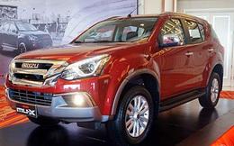 Được người Thái chuộng hơn Fortuner, mẫu SUV của Isuzu ưu đãi hơn 100 triệu ở Việt Nam