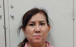 """Vờ mua hàng, """"nữ quái"""" trộm viên kim cương gần 100 triệu đồng ở trung tâm Sài Gòn"""