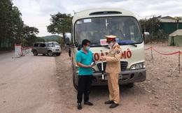 Quảng Ninh phạt liên tiếp 7 ô tô khách chở quá số người, vi phạm quy định chống dịch Covid-19