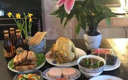 Tết Việt ở Pháp: May mà còn ẩm thực!