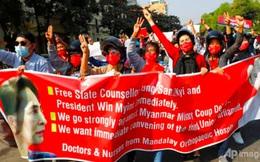 Ban bố thiết quân luật ở thành phố lớn thứ hai Myanmar