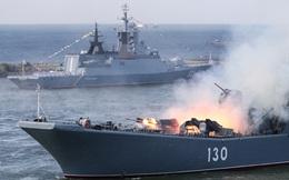 Nga tập trận hải quân đa quốc gia ở Ấn Độ Dương vào giữa tháng 2