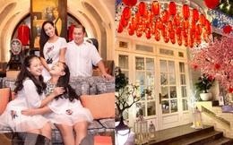 Sao Việt trang hoàng nhà cửa đón Xuân Tân Sửu
