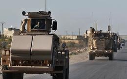 2 đoàn xe chở thiết bị cho quân đội Mỹ rầm rập vào Syria
