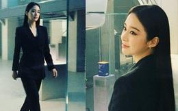 Kim Tae Hee lột xác từ nữ thần thành 'soái tỷ' ngầu đét, kéo đến ảnh cận mặt không ai tin là mẹ bỉm U40 đã có 2 con