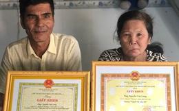 Chủ tịch tỉnh Đồng Tháp khen người nhặt ve chai trả lại gần 1 tỷ cho người đánh mất