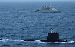 Tàu ngầm hạt nhân Pháp bất ngờ tuần tra Biển Đông