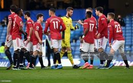 Chelsea 0-0 Man United: De Gea cứu thua ngoạn mục, giữ lại 1 điểm cho Quỷ đỏ