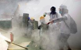 Reuters: 48 người thương vong khi cảnh sát Myanmar đụng độ người biểu tình