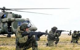 Nga xúc tiến thành lập các tiểu đoàn kiểu mới thuộc lực lượng đổ bộ đường không