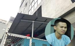 """Nhân chứng vụ bé gái rơi từ tầng 12 chung cư: """"Mừng lắm, không nói hết bằng lời được"""""""