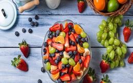"""[Hỏi đáp cùng chuyên gia]: Ăn trái cây lúc đói là thời điểm """"vàng"""" để giữ trọn dưỡng chất?"""
