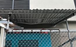 Người dân toà chung cư chưa hết bàng hoàng vụ bé gái rơi từ tầng 12