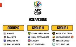 CLB Sài Gòn sẽ không đăng cai tổ chức vòng bảng của AFC Cup 2021