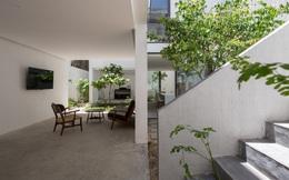 Đà Nẵng: Ngôi nhà có sàn bê tông, trát bằng cát thô, vữa xi măng xuất hiện lạ lẫm trên báo