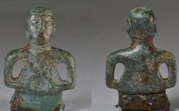 Bí ẩn bức tượng đồng khiến nhà khảo cổ đau đầu tìm câu trả lời