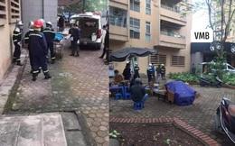 Vụ nữ sinh lớp 10 rơi từ tầng cao chung cư  tử vong ở Hà Nội: Có vỉ thuốc ngủ đã sử dụng