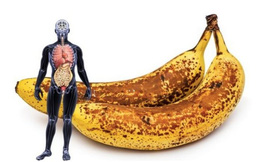 """Chuối không chỉ """"vét sạch"""" đường ruột mà còn có tới 15 tác dụng giảm nhẹ bệnh tật ít ai biết"""