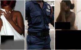 Được tin vợ mình đang ở bên kẻ khác, nam cảnh sát vội có mặt, sững sờ với cảnh tượng trước mắt