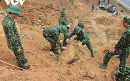 Hủy nổ thành công quả bom nặng khoảng 500 kg ở Sơn La