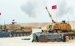 """Quyết dùng vũ khí hạng nặng, Nga ra đòn """"khơi chiến"""" Thổ ở Syria?"""