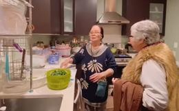 """Mẹ Bằng Kiều ở nhà 2000 m2 bên Mỹ: """"Buổi đêm tôi ở có một mình, chẳng ai ở cùng"""""""