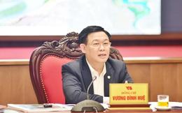 Bí thư Hà Nội: 'Chuyên gia nhận định quy hoạch sông Hồng tốt nhất từ trước đến nay'