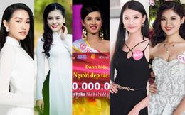 Những 'Người đẹp tài năng' của Hoa hậu Việt Nam trong thập kỷ hương sắc giờ ra sao?