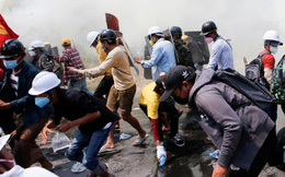 """LHQ đồng lòng lên án quân đội Myanmar dùng vũ lực trấn áp biểu tình, Đại sứ TQ kêu gọi """"xuống thang"""""""