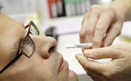 Phần Lan phát triển vaccine ngừa COVID-19 dạng xịt mũi