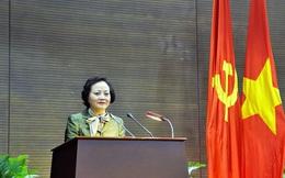 Thứ trưởng Bộ Nội vụ Phạm Thị Thanh Trà được giới thiệu ứng cử đại biểu Quốc hội