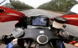 Xác định danh tính người điều khiển xe phân khối lớn chạy tốc độ 299km/h trên Đại lộ Thăng Long