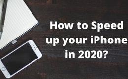 11 mẹo không thể bỏ qua để tăng hiệu năng iPhone