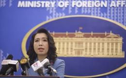 Việt Nam trả lời thông tin Mỹ sắp chuyển giao tàu tuần duyên thứ 3 cho Việt Nam