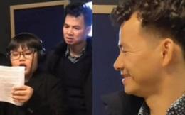 """Con trai Xuân Bắc khiến bố """"đứng hình"""" khi hát câu này"""