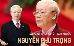 Giới thiệu Tổng Bí thư, Chủ tịch nước Nguyễn Phú Trọng và Thường trực Ban Bí thư Võ Văn Thưởng ứng cử ĐBQH