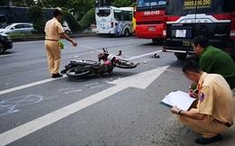 Tìm người biết thông tin vụ tai nạn ở quận Ba Đình