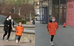 Bé gái 7 tuổi mỗi ngày cắn răng chạy bộ 10 km, nguyên nhân nhói lòng phía sau khiến người ta không cầm được nước mắt