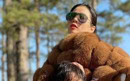 Đại gia Đức Huy lên rừng xuống biển cùng 1 thời điểm với vợ cũ Lệ Quyên, netizen thắc mắc chỉ là trùng hợp thôi sao?