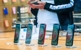 Apple giảm sản lượng iPhone 12 mini