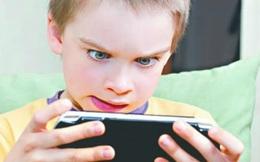 Trẻ nghiện internet và hậu quả khủng khiếp: Không muốn đi học, chán nản, tự ti, mất ngủ
